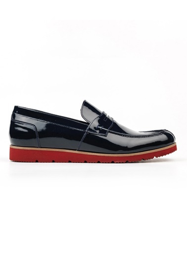 %100 Rugan Casual Ayakkabı Riccardo Colli